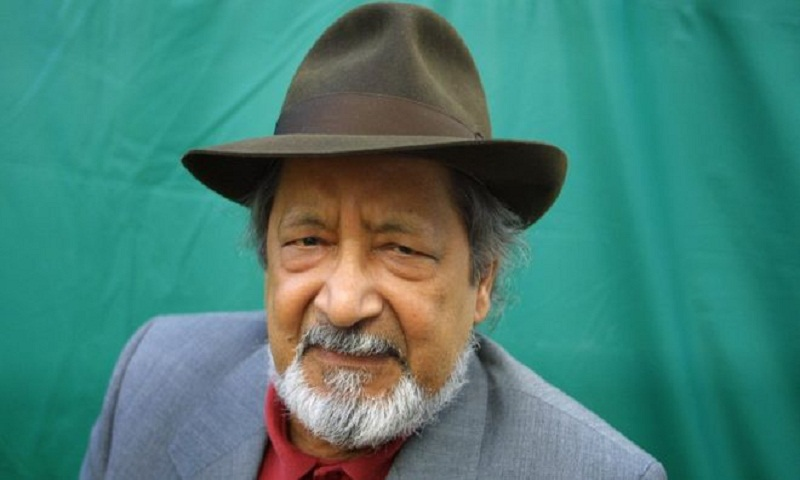 Nobel Prize-winning author VS Naipaul dies aged 85