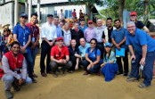 Australia to work with Bangladesh on Rohingya issue