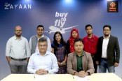 "Aarong launches ""Buy to Fly"" Campaign"