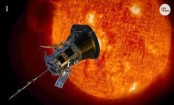 Parker Solar Probe: Nasa launches mission to 'touch the Sun'