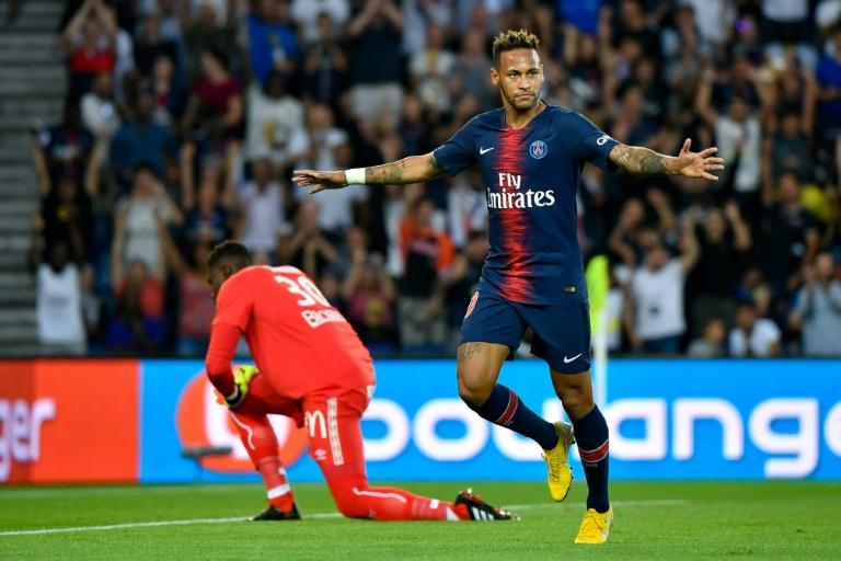 Neymar on the mark as PSG up and running under Tuchel
