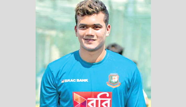 Injured Taskin keen for national return
