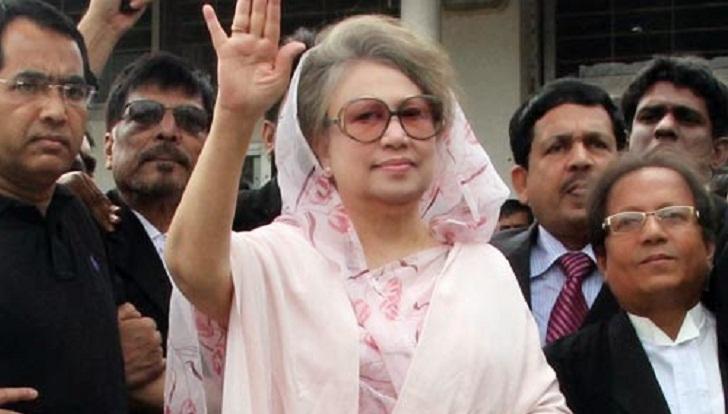 Khaleda's bail extended again in Zia Charitable Trust case