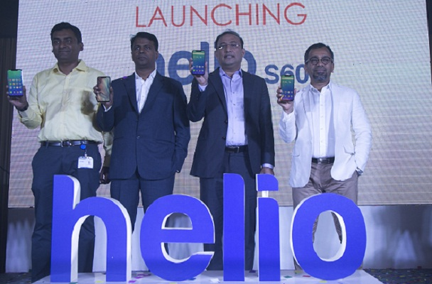 AI powered Helio S60 launched in the market