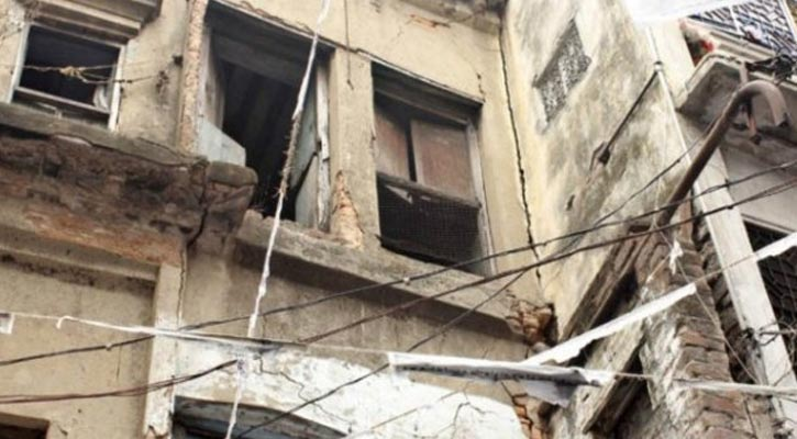 HC wants list of Dhaka's risky buildings