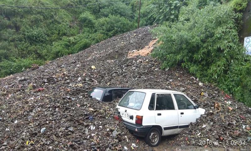 Rains wreak havoc in Himachal Pradesh; 16 dead