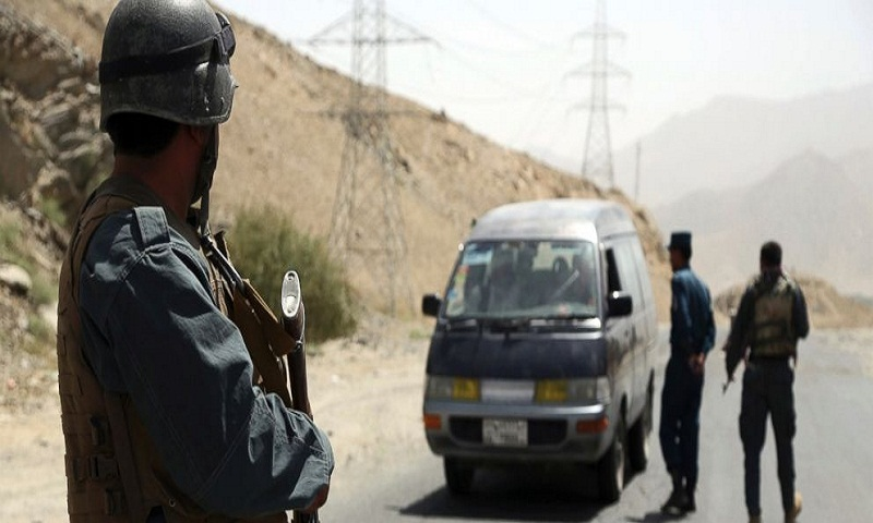 Officials: Afghan forces push back Taliban from key city