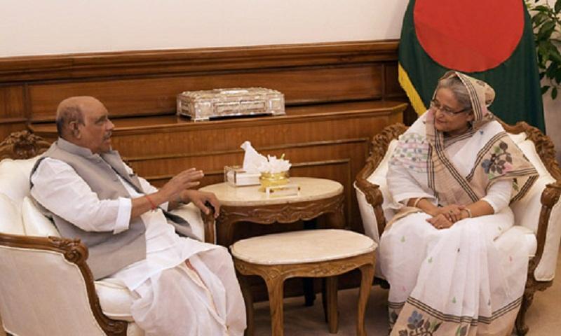 West Bengal BJP leader calls on PM