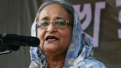 Death threats 'can't stop me from doing people's welfare', says PM Hasina