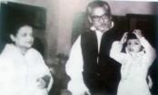 Joy's birthday in 1975 was Bangabandhu's last family function