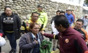 12 Ecuadorean soccer fans killed in post-game bus crash