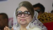Khaleda gets six-month bail in defamation case