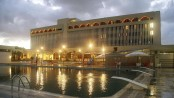 Libyan MP hurt as shots fired in row outside parliament