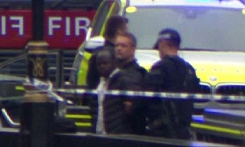 Westminster crash: Salih Khater named as suspect