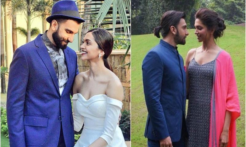 Deepika Padukone, Ranveer Singh's wedding date out   2018 ...