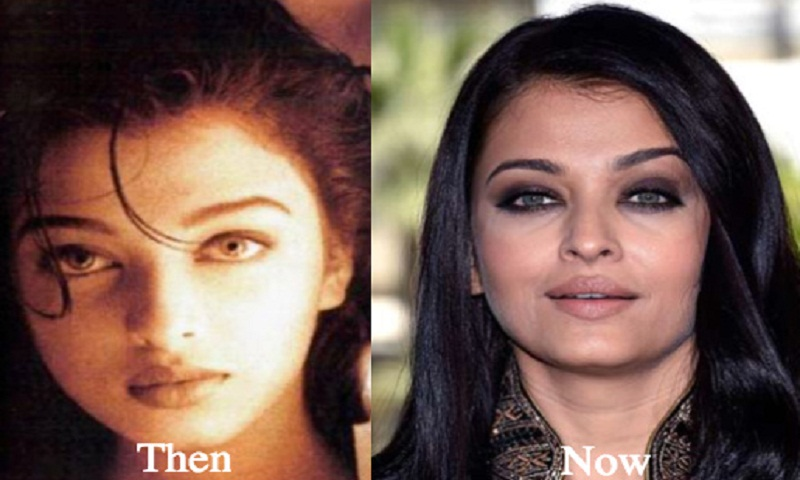 Aishwarya Rai Bachchan on plastic surgery