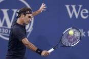 Federer wins, Serena loses in Cincy tourney
