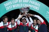 Tennis world votes on Davis Cup shake-up