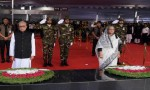 President, PM Sheikh Hasina pay homage to Bangabandhu
