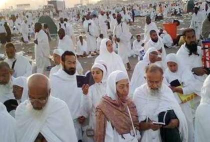 1, 21,868 hajj pilgrims reach Saudi Arabia: Minister