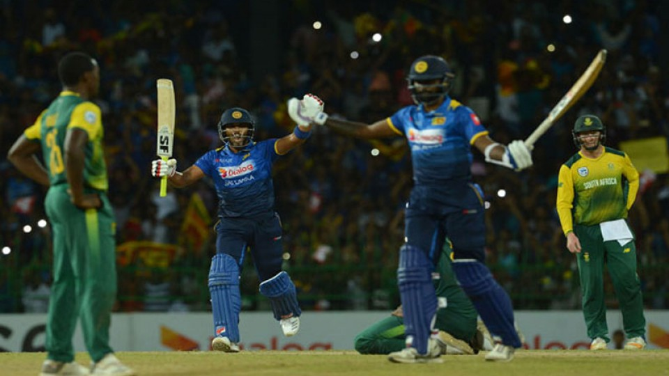 Sri Lanka edge out South Africa in low-scoring T20