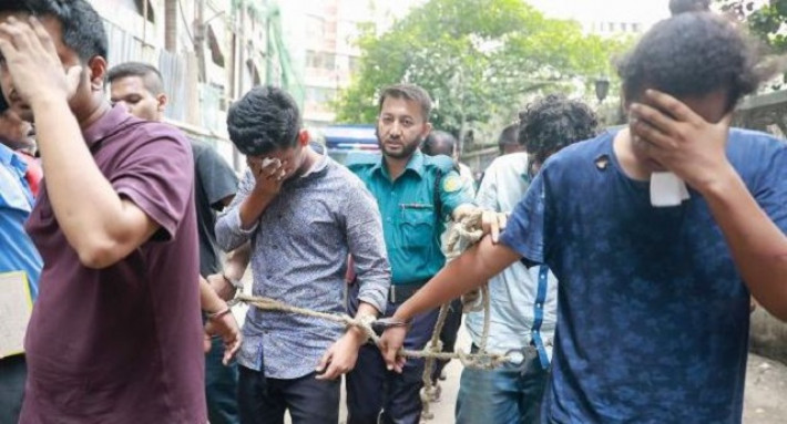 12 private university students denied bail