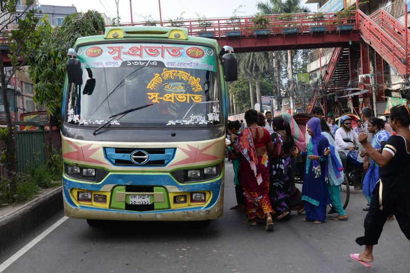 Nuisance in public places by hijras sharply rising