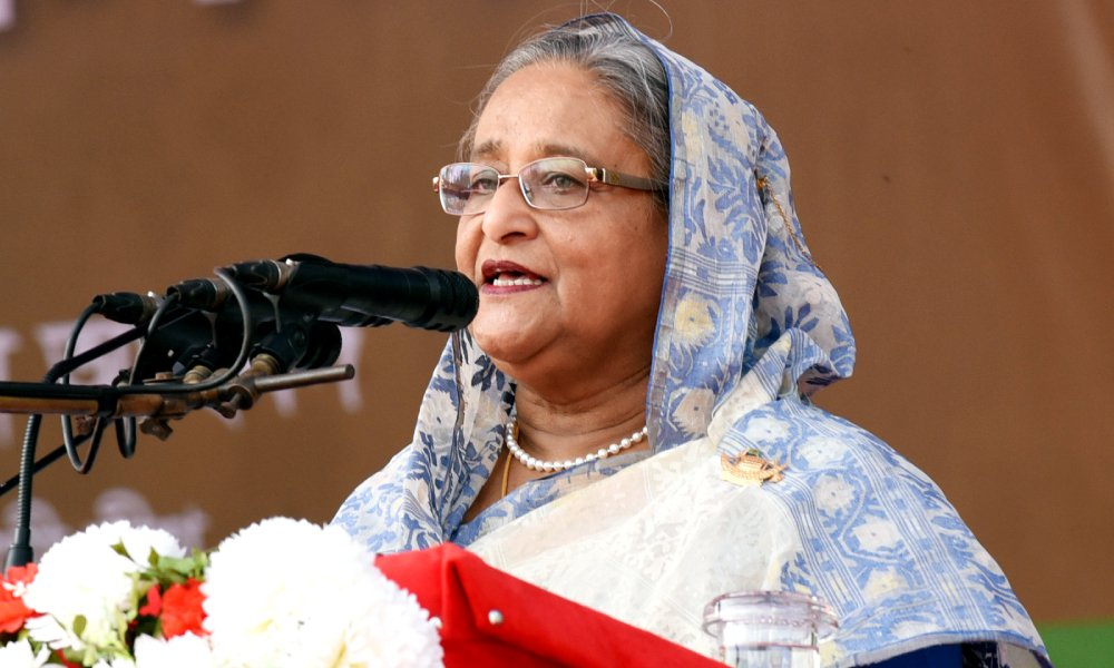 Khaleda also involved in August-15 carnage conspiracy: Prime Minister
