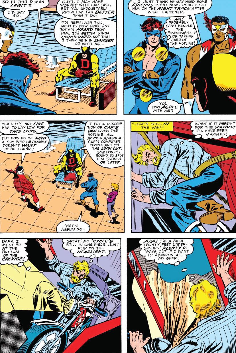 Captain America 5