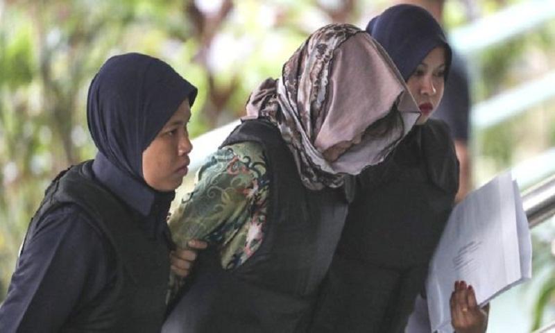 Kim Jong-nam murder: 'Enough evidence' for women to go on trial