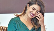 Priyanka reveals her enormous engagement ring from Nick