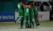 Bangladesh storm into final beating Bhutan 5-0