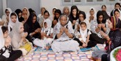 PM, family members join milad at Dhanmondi-32