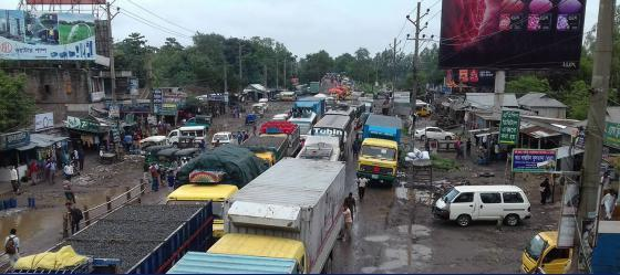 No respite from Dhaka-Mymensingh-Tangail highway tailbacks