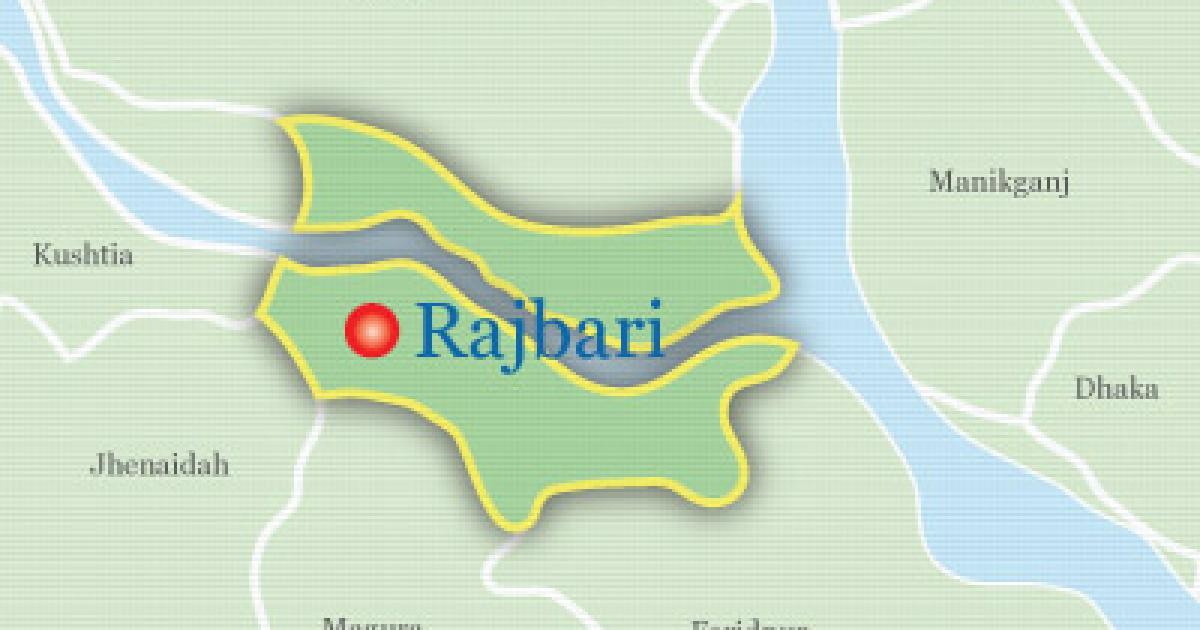 Housewife's throat-silt body found in Rajbari