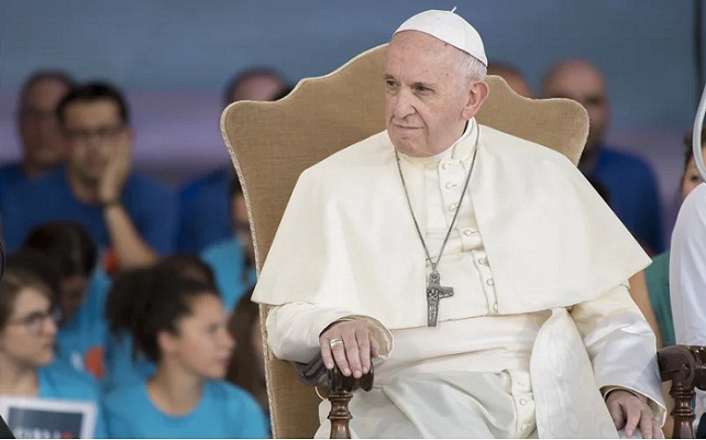 Pope says on side of victims of US 'predator' priests: Vatican