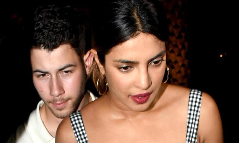 Nick Jonas reaches India for engagement bash with Priyanka Chopra