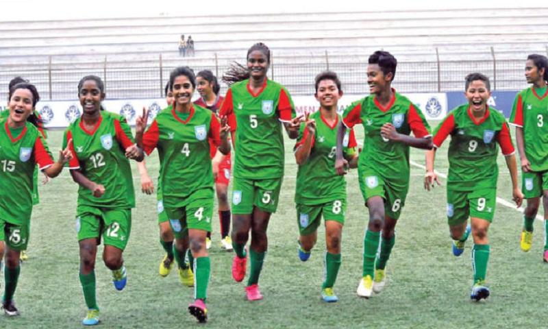 SAFF U-15 Women's Championship: Bangladesh to face India in final Saturday