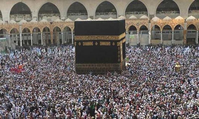 Pilgrims descend on Mecca for 'smart hajj'