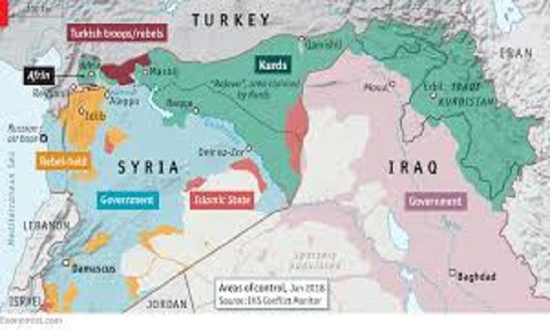 Saudi Arabia says it's given $100 million to northeast Syria