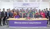 Bank Asia holds  foundation  training course
