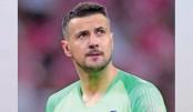 Croat WC keeper Subasic retires