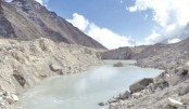 Glacial lake bursts in  western China