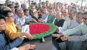 Golam Sarwar laid to rest
