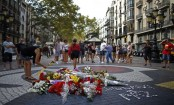 Spain remembers terror attacks that killed 16 in Catalonia