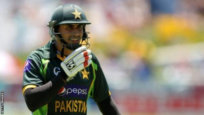 Ex-Pakistan opener Jamshed banned for 10 years over spot-fixing
