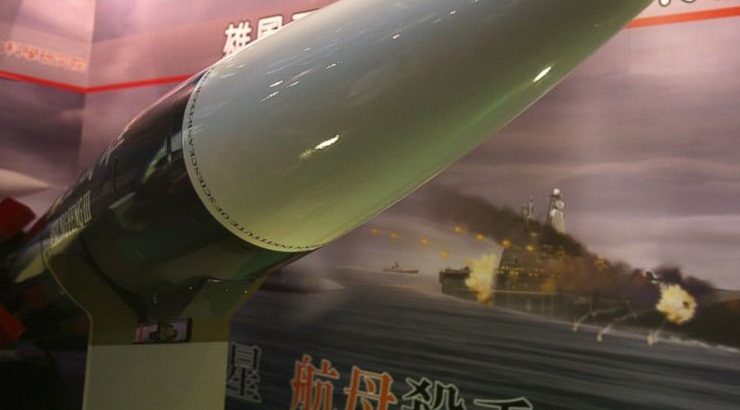 Taiwan improves missiles to counter China military expansion