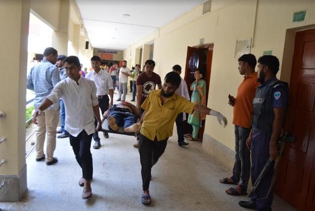 Six shot dead, 4 injured in UPDF infighting in Khagrachhari