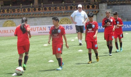 Bangladesh girls' become runners-up conceding defeat to India by 1-0