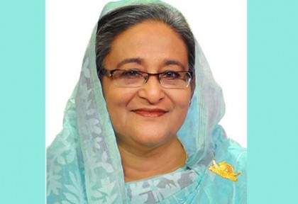 No official or personal ID of Sheikh Hasina in social media